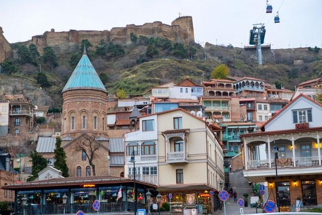 Ciudad de Tiflis