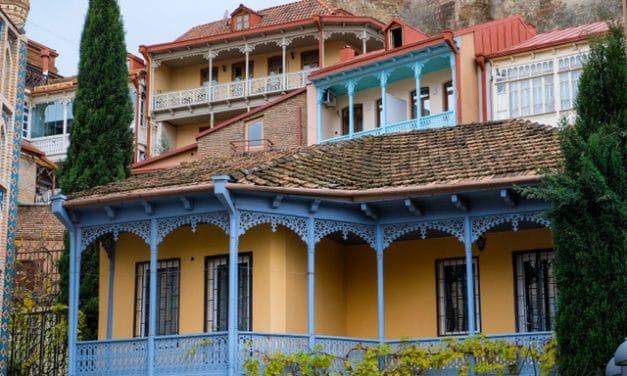 Qué ver en Tiflis – Georgia. Qué visitar, donde comer, dormir y lugares de interés