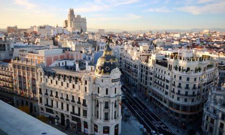 San Valentín en Madrid