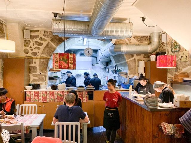 Donde comer en Oporto. Tapabento