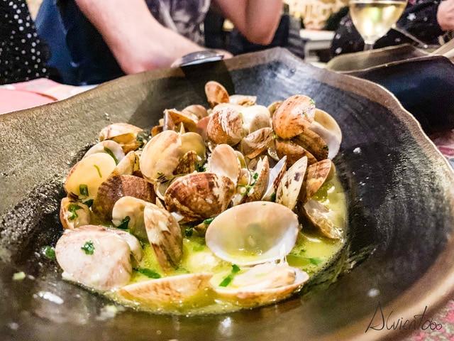 Comer en Tapabento en Oporto