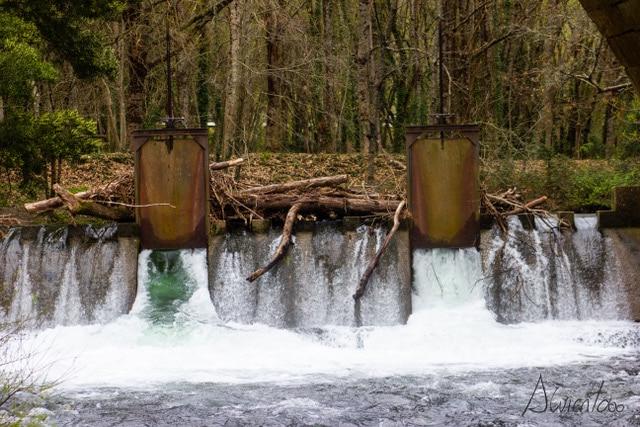 foto del Rio Deva