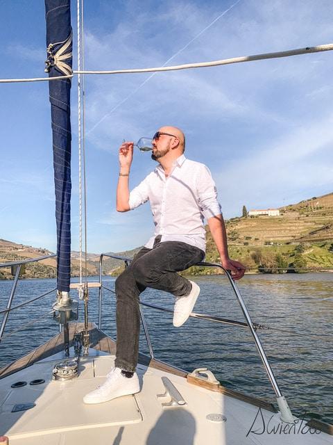 Navegar por el Duero en Portugal