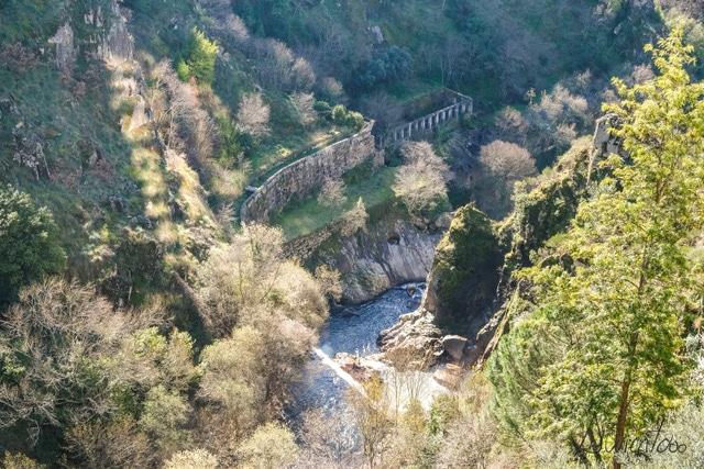 primera central hidroeléctrica de Portugal