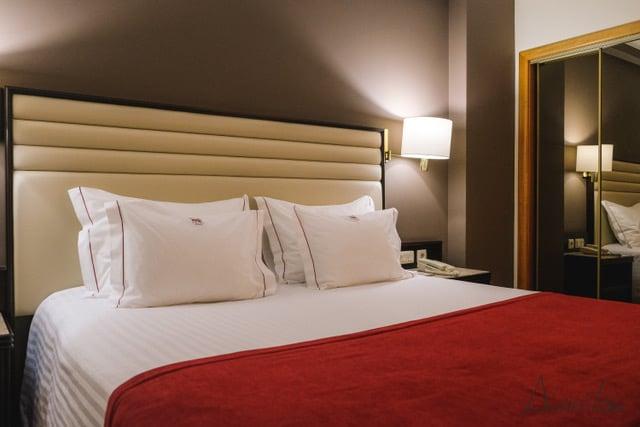 habitaciones hotel miracorgo