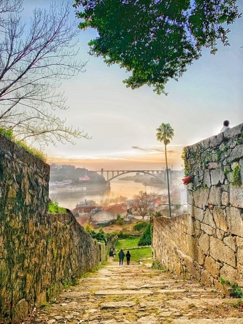Lugares chulos para instagram en Oporto