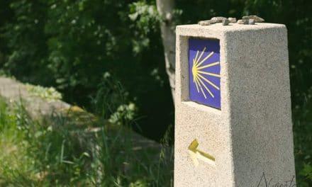 Traslatio y variante espiritual del Camino Portugués a Santiago