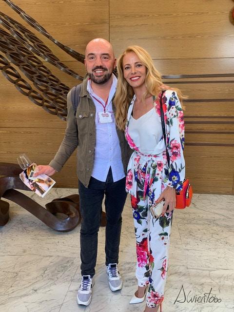 Paula Vazquez en Ferrol