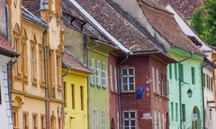 Sighisoara, una de las ciudades más bonitas de Rumanía
