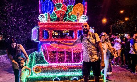 Descubre los Alumbrados Navideños de Medellín