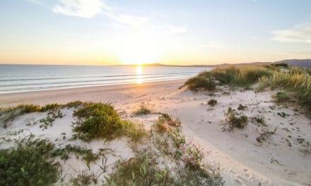 Ruta por las playas de Sanxenxo