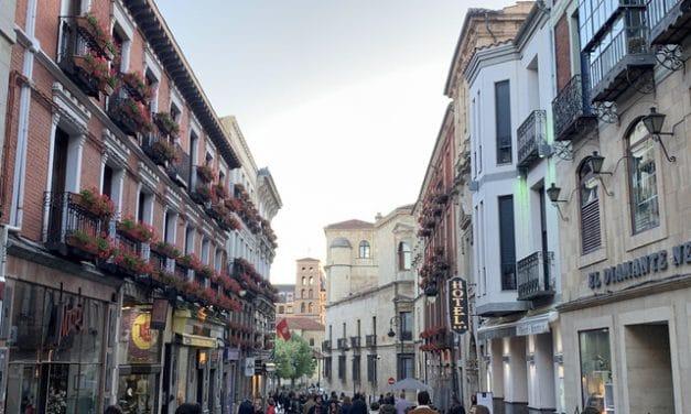 Fin de semana en León