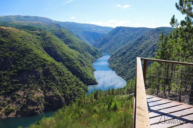 Miradores espectaculares en Galicia