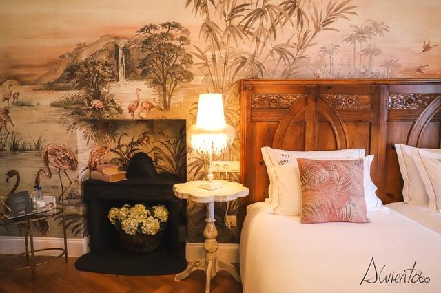 hoteles bonitos en Galicia