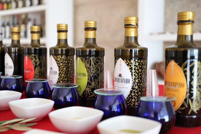 Rosmarinho oliva