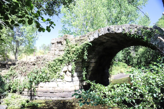 Ponte do Arquinho en Valpaços