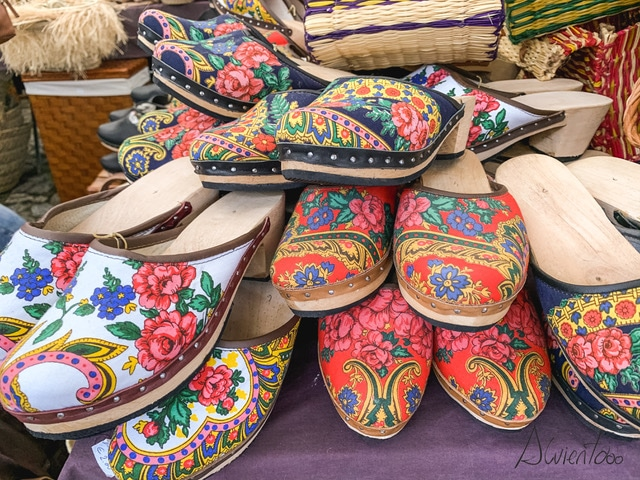 zapatos típicos de Portugal