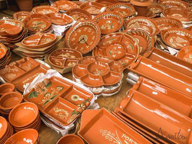 cerámica típica de Portugal