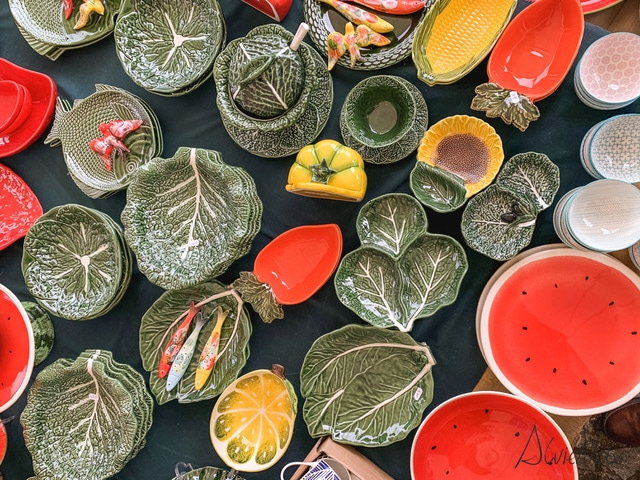 cerámica barata en Portugal