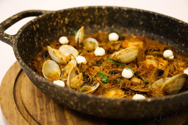 restaurante faro en Baiona