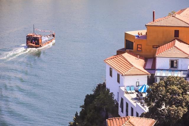 paseo en barco en Oporto