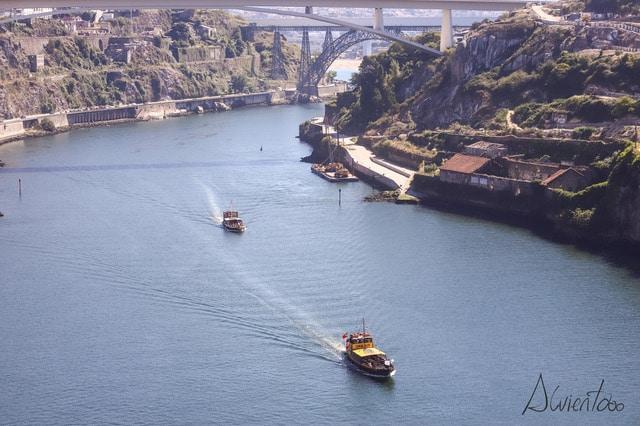 cruceros en Oporto