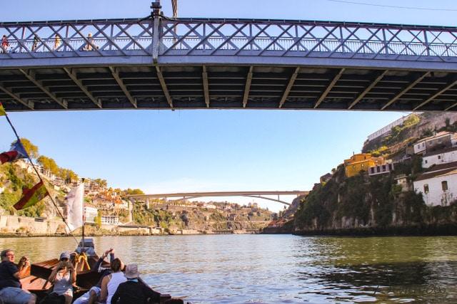 precio billetes barco en Oporto
