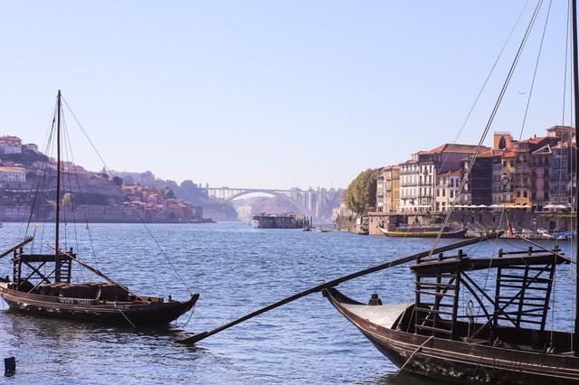 rabelos en Oporto