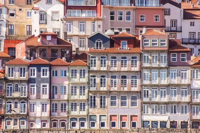 Visitar a Ribeira en Oporto