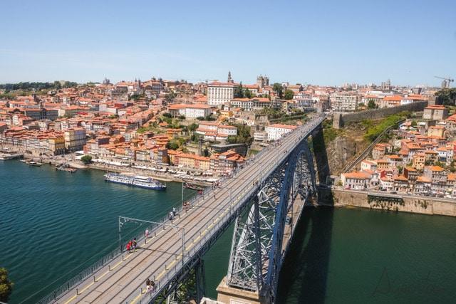 Puente D.Luis en Oporto