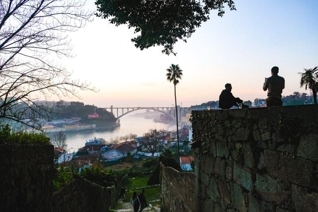 lugares para hacer fotos en Oporto