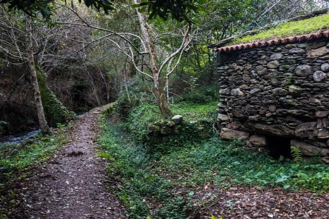 rutas de senderismo en Vilaboa