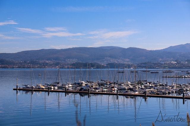 puerto deportivo Ria de Vigo