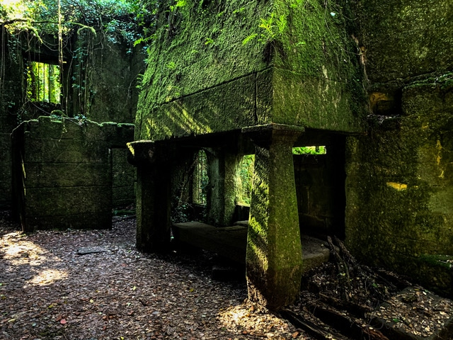 vilaboa ruinas de ulló