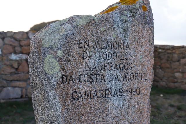 cementerio de los Ingleses en Costa da Morte