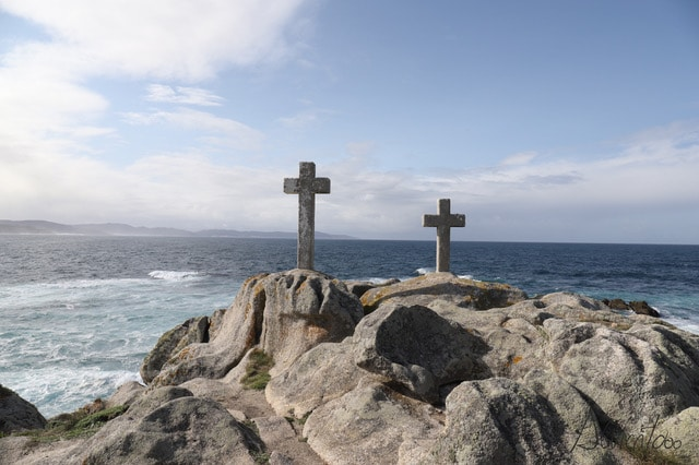 Cruces en Punta Roncudo