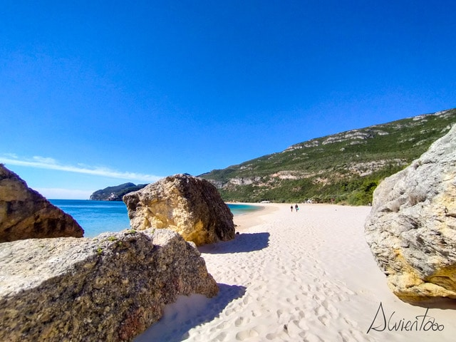 playas favoritas en Arrábida