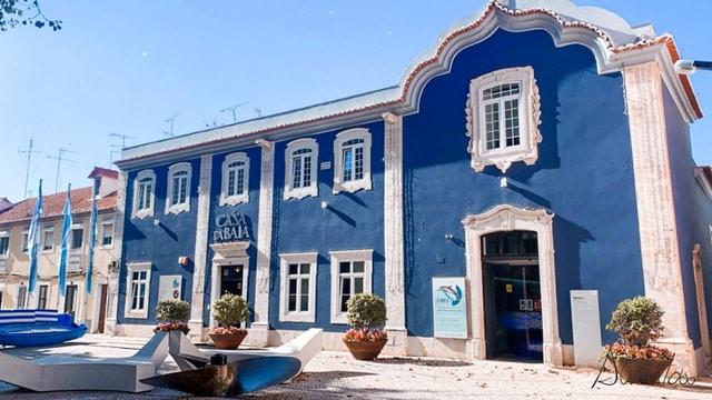 Casa Baia en Setúbal