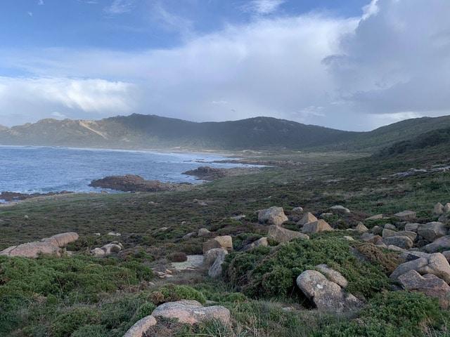 Punta do Boi en Camariñas