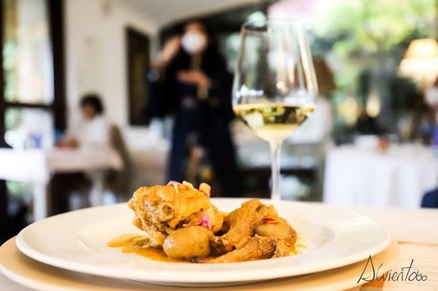 Pollo ecológico en Galicia