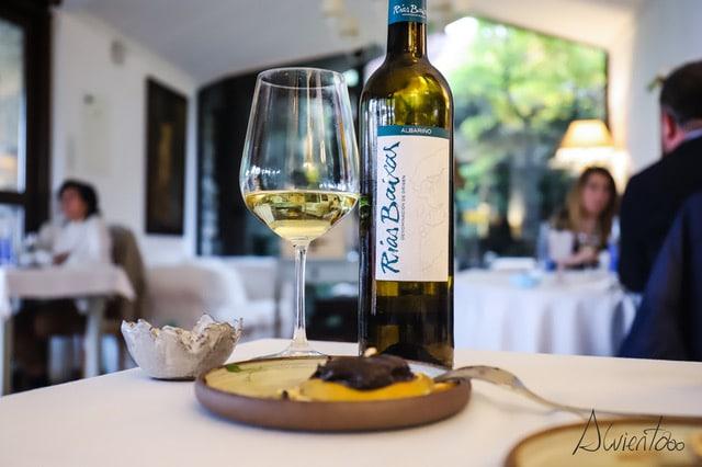 vinos de Rias Baixas