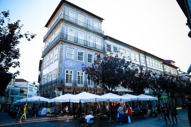 café A Brasileira en Braga