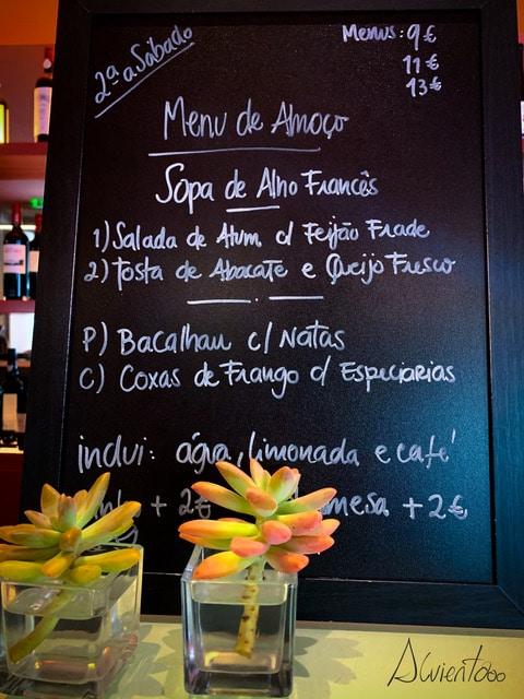 sitios donde comer en Braga