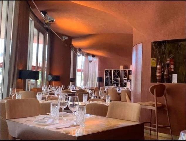 Restaurante Cosy en Braga