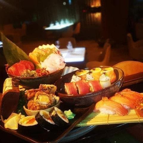 restaurante japonés en Braga