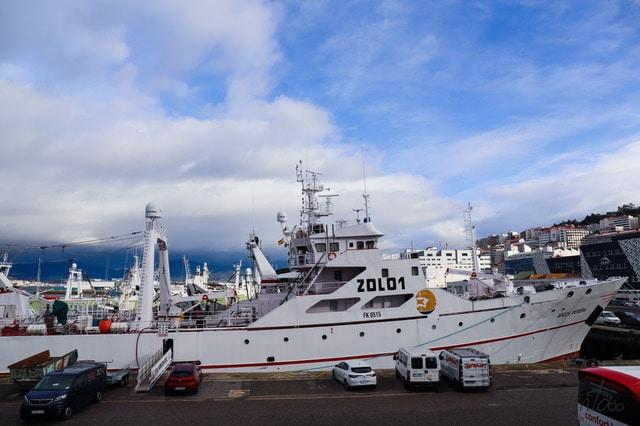 Visita al puerto de Vigo- Vigo Pesqueiro