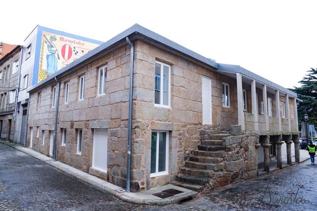 Casa do Patín Vigo
