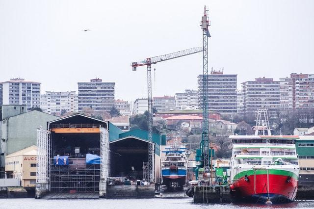 Astilleros de Vigo