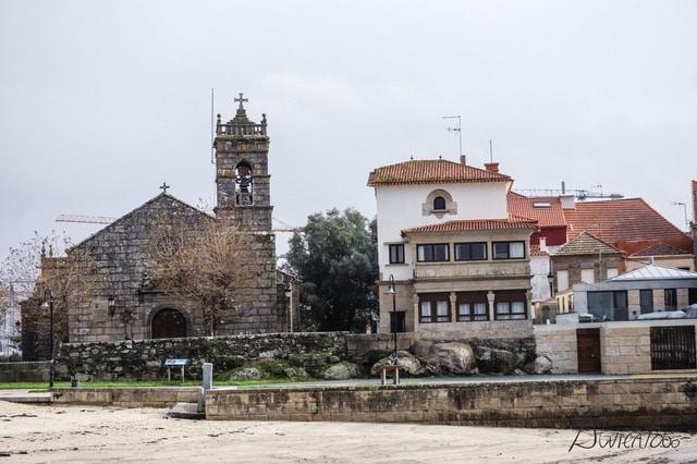 Barrio de Bouzas en Vigo