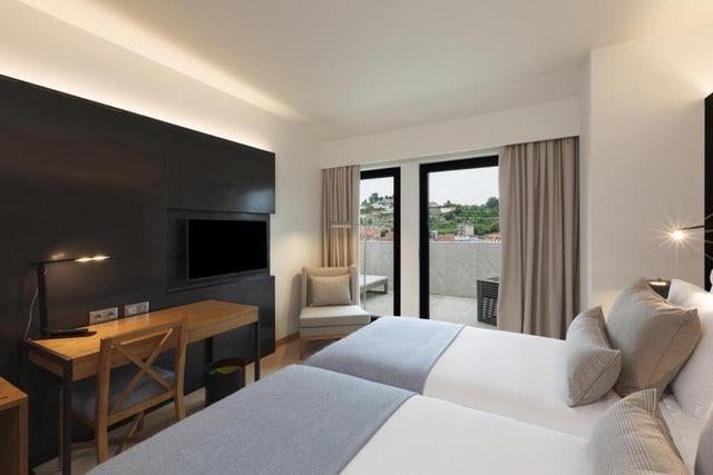 alojamiento-Oporto-Neya Porto Hotel 4*